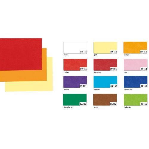 Seiden-Papier, 50 x 70cm, 300 Bogen sortiert