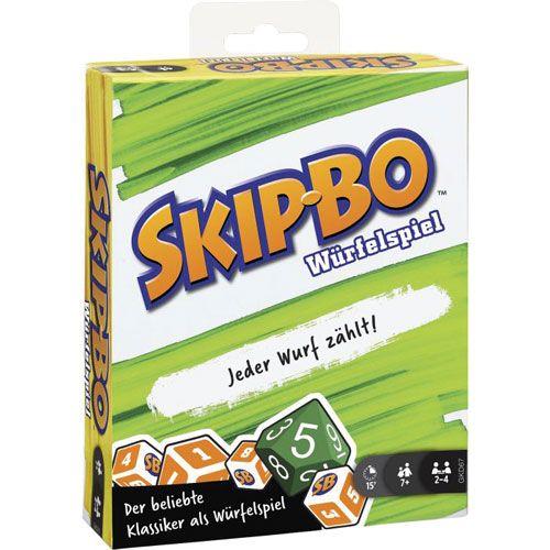 Skip-Bo Würfelspiel