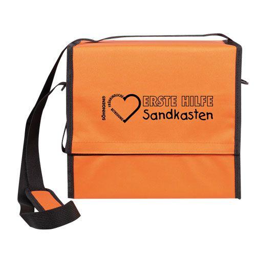 Erste-Hilfe-Tasche Ruck-Zuck, Sandkasten