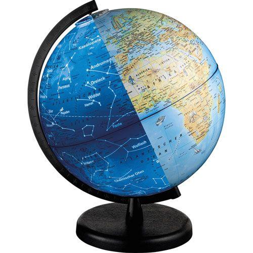 Kosmos Tag & Nacht Globus