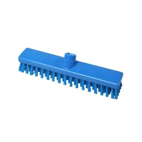 HACCP Hygiene-Schrubber blau, 28 cm