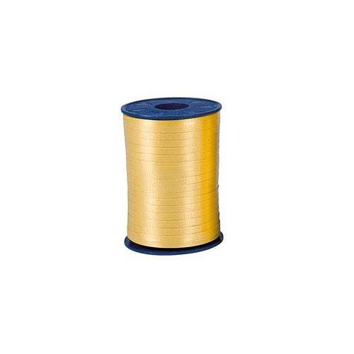Geschenkband, gold, B 5 mm x L 500 m