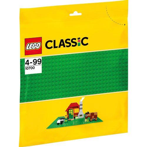 LEGO® Classic Grüne Bauplatte
