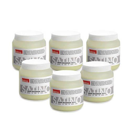 Duft white mountain, für Satino Smart Lufterfrischer, 6 x 225 ml