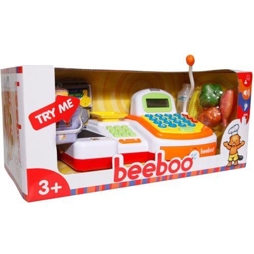 Beeboo Kitchen Kasse mit Laufband und Scannfunktion
