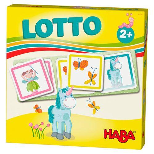 Haba-Lieblingsspiele - Lotto Feenland