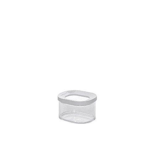 Vorratsdose Modula Mini, 175 ml, 9 x 7,2 x 5,9 cm, weiß