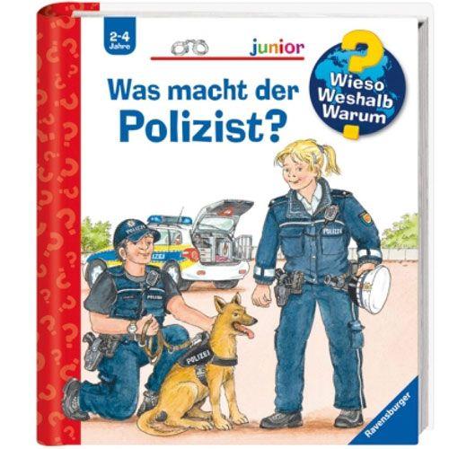 Wieso? Weshalb? Warum? junior 65: Was macht der Polizist?