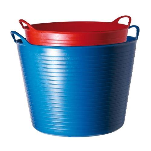 TubTrug Kunststoffkorb medium, blau