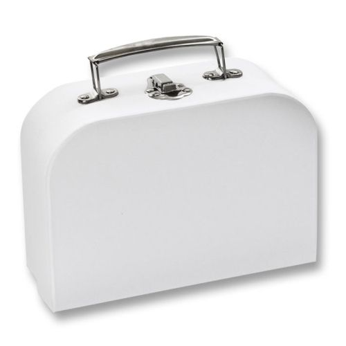 Koffer Set aus Pappe, 2 Stk.