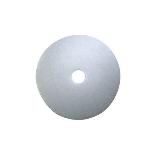 Polier- Pad, 33 cm, weiß