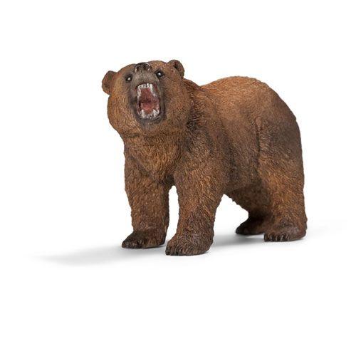 Schleich Wild Life Grizzlybär