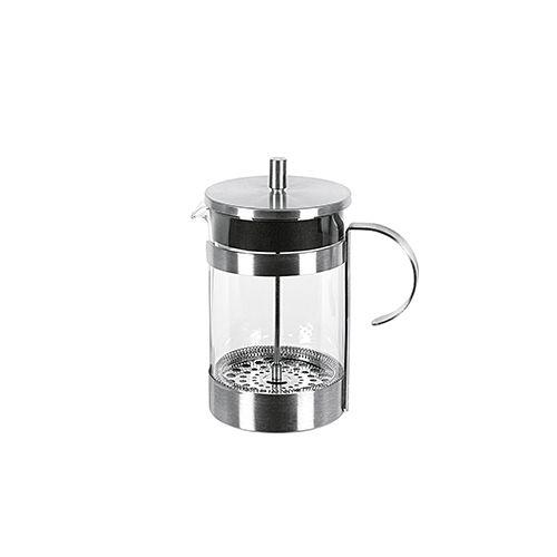 Kaffeebereiter, 12 Tassen, Edelstahl, satiniert, 1500 ml