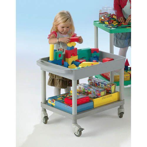 Sandwagen Clever-Cart, H: 66 cm