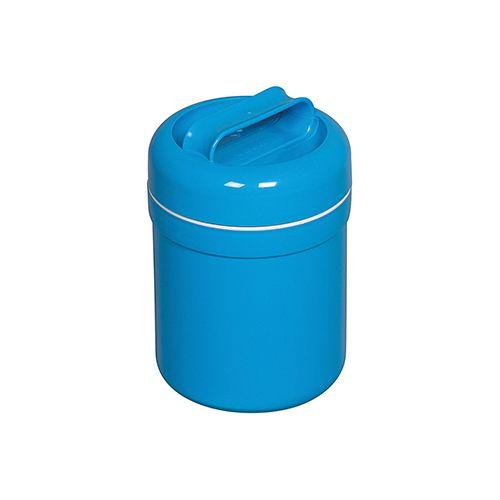 Isolierspeisegefäß, Kunststoff 0,5 l, Ø 12 cm, H 19 cm