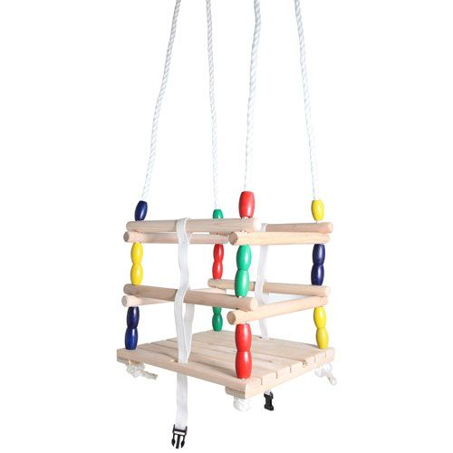 Outdoor active Gitterschaukel, 30 x 30 cm