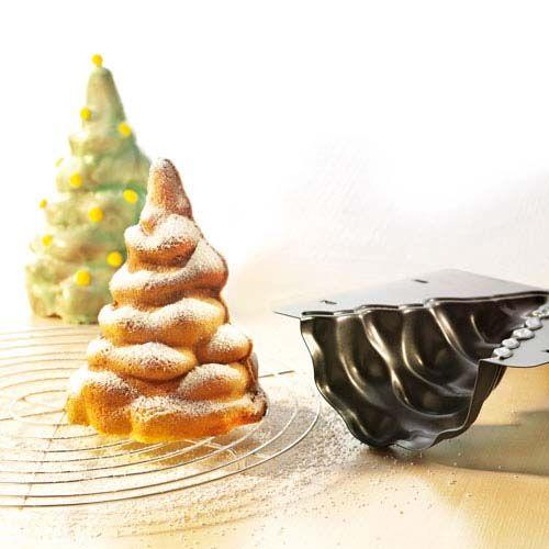 3D Kuchenbackform Tini, die Tanne