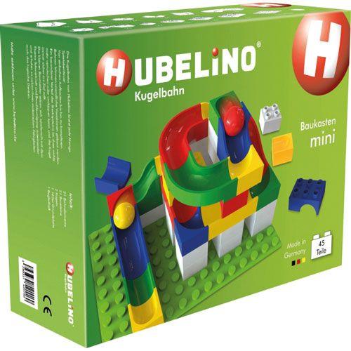 HUBELINO - Kugelbahn Mini Baukasten