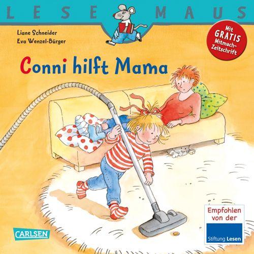 Lesemaus Band 52 - Conni hilft Mama