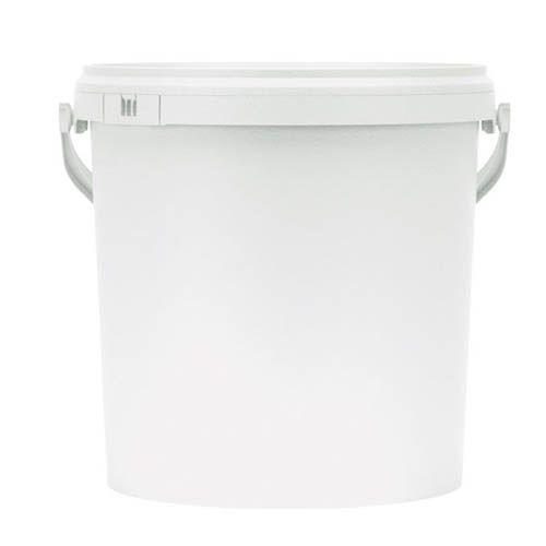Leereimer, mit Deckel, 11 Liter