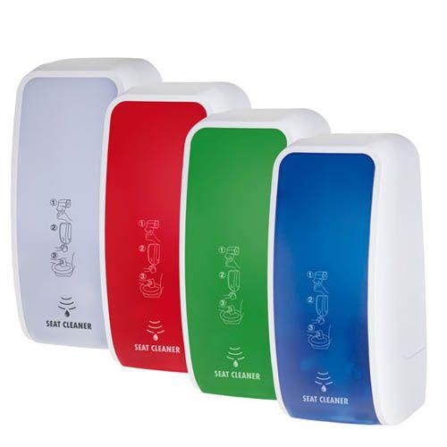 COSMOS Sensorspender Toilettensitzreiniger, Einzelfarben nach Wahl