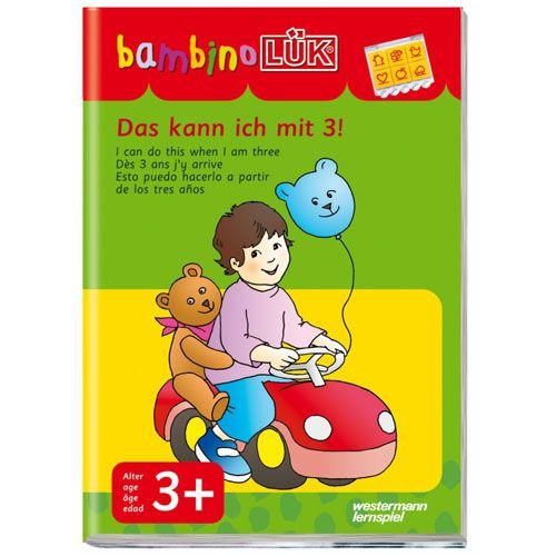 bambinoLÜK - Das kann ich mit 3