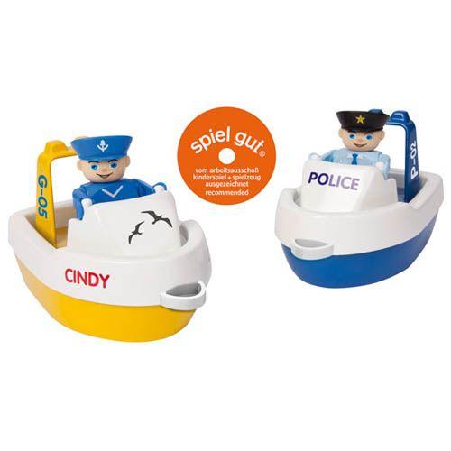 BIG Waterplay Boat Set