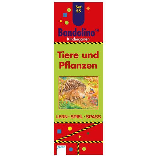Bandolino - Set 55: Tiere und Pflanzen
