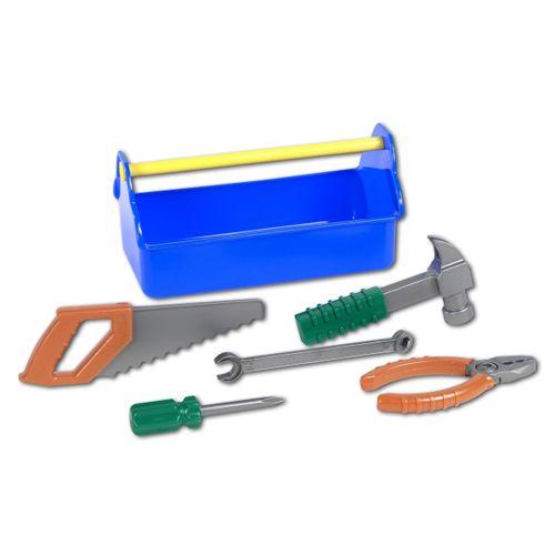 Outdoor active Werkzeugkasten mit Werkzeug, 6teilig