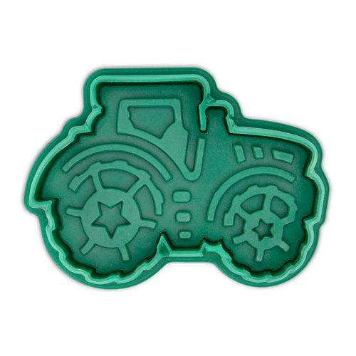 Präge Ausstecher mit Auswerfer, Traktor