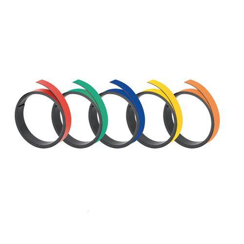 Magnetband, 100 cm x 20 mm, Einzelfarben nach Wahl