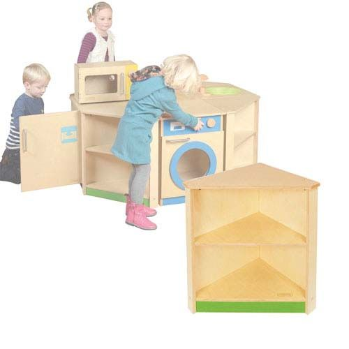 Küchenschrank Ecke für Kinderküche