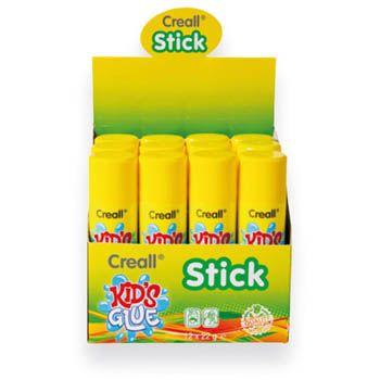 Klebestifte Creall kids glue Stick, 22 g, 12 Stk.