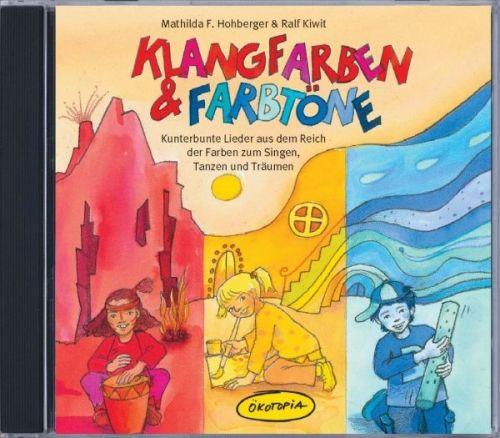 CD Klangfarben & Farbtöne