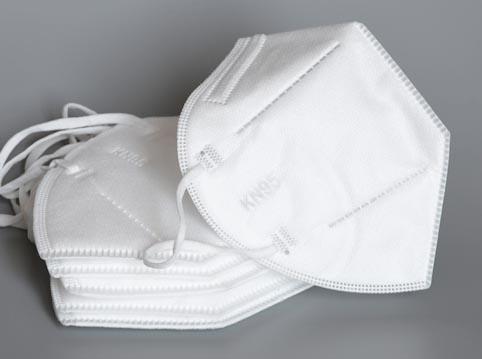 Verwendung KN95 - Schutzmasken