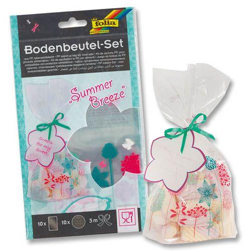 Bodenbeutel Set Summer Breeze, 10 Stk.
