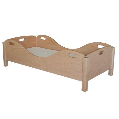 Kinder Stapelbett mit niedrigem Einstieg