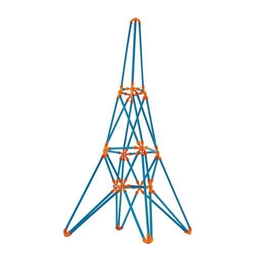 Flexistix Türme Bausatz, 132 Teile