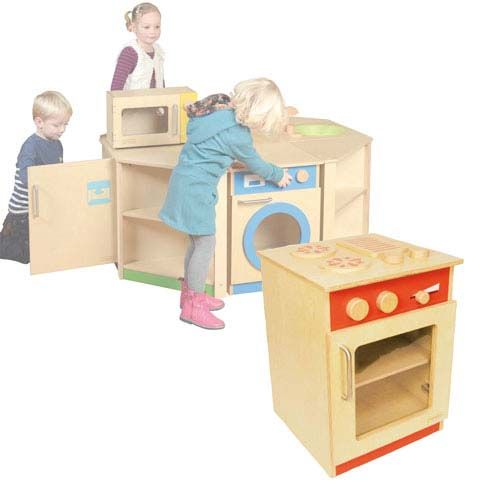 Ofen für Kinderküche