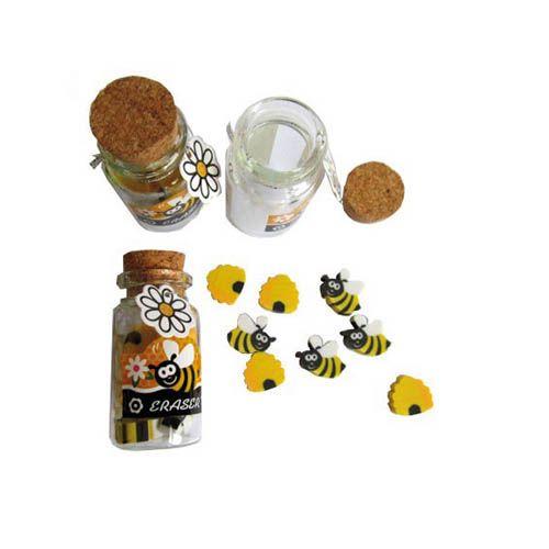 Radiergummi Honigtöpfchen