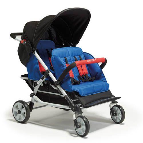 Winther Kinderwagen Buggy 4 Kids ST4