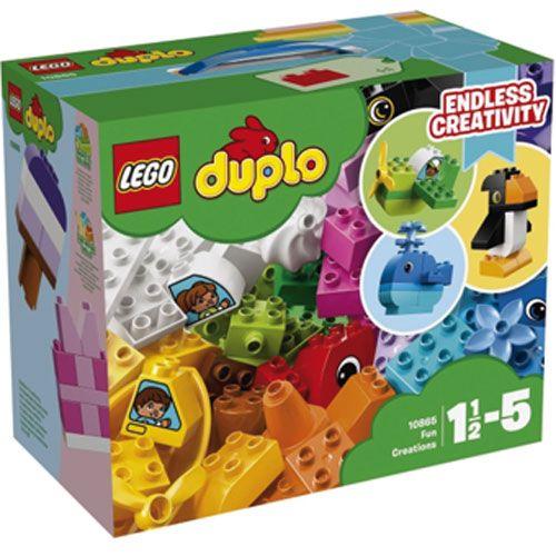 LEGO® DUPLO® Witzige Modelle, 70 Teile