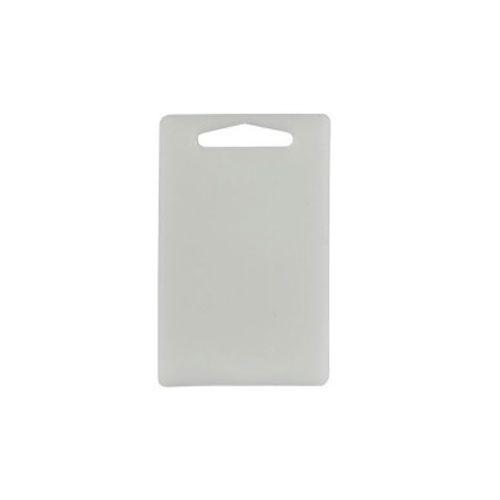 Schneidbrett, Kunststoff, 25 x15 cm