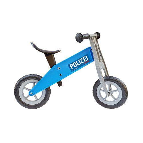 Redtoys Tourer Laufrad, Polizei