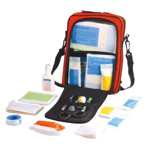 Erste-Hilfe-Tasche Scout, Schulausflug