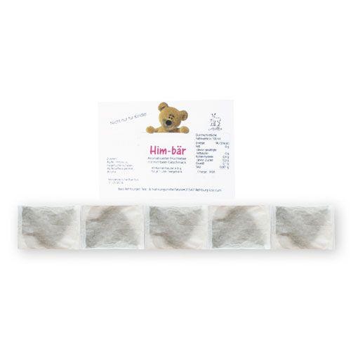Filterkette Him-Bär, aromatisierter Früchtetee