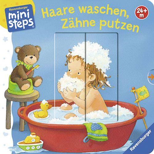 ministeps® - Haare waschen, Zähne putzen