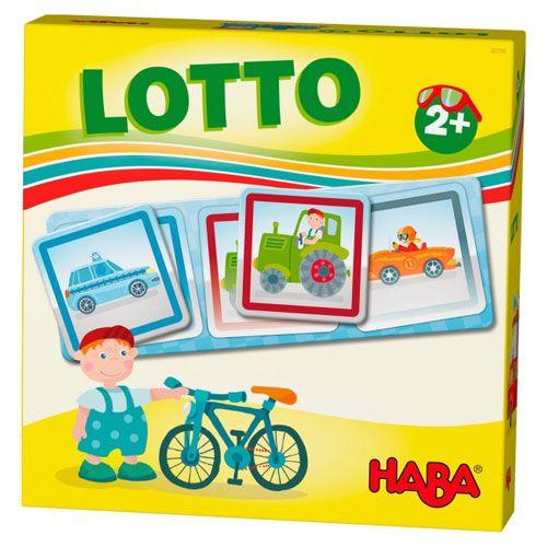 Haba-Lieblingsspiele - Lotto Fahrzeuge