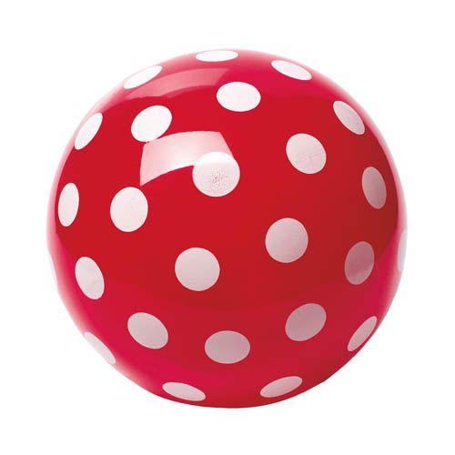 Großer Pünktchen-Ball, Ø 23cm
