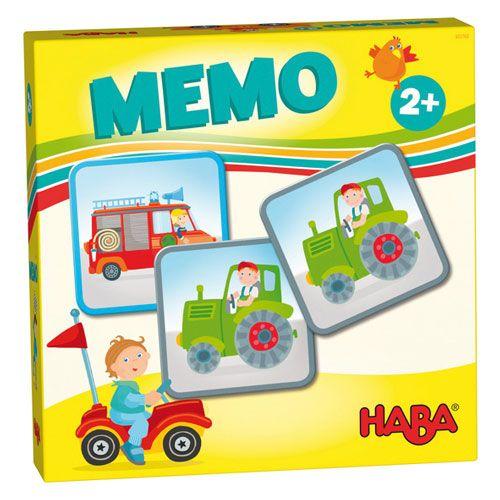 Haba-Lieblingsspiele - Memo Fahrzeuge